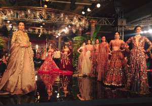 New Delhi: When we hear the word Fashion, Manish Malhotra's- India Tv