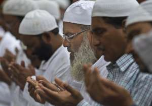 Eid-ul-Fitr, which marks the end of the holy Islamic month- India Tv