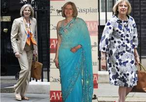 Theresa May - India Tv