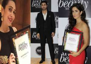 Vogue beauty awards- India Tv