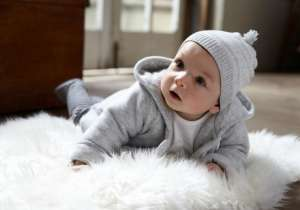 baby dressing in winter- India Tv