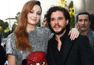 The King in the North with Sis, Lady Sansa- India Tv