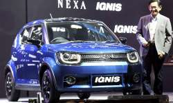 Maruti Suzuki launches Ignis at Rs 4.59 lakh- India Tv