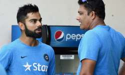 You are bound to have one bad day: Anil Kumble defends team- India Tv