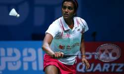 A file image of PV Sindhu.- India Tv