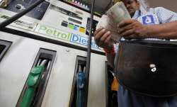 Representational pic - 3-year-high petrol and diesel prices