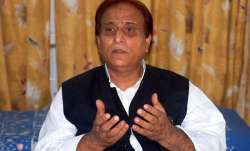 Samajwadi Party leader Azam Khan