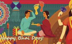 Bhai Dooj 2017 WhatsApp messages SMS wishes images Facebook