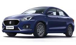 Maruti's Dzire achieves 'fastest 1-lakh sales' mark