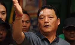 File pic of Bimal Gurung