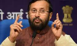 Union Human Resource Development (HRD) Minister Prakash
