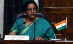 Nirmala Sitharaman to attend Southeast Asian Defence