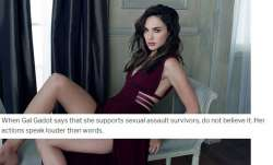 gal gadot rape victim shaming anonymous letter