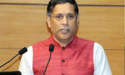 File pic of CEA Arvind Subramanian
