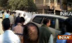 A brief encounter broke out between criminals and the Punjab Police.