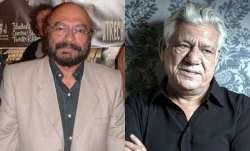 Govind Nihalani and Om Puri