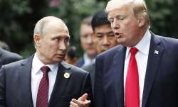 Donald Trump and Vladimir Putin spoke by phone, Syria on