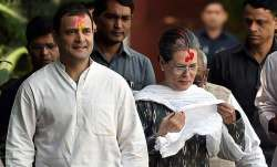 Rahul Gandhi is set to take over as Congress president from