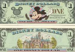 Disney ditches its iconic dollar
