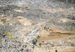 Landslide Image- India Tv