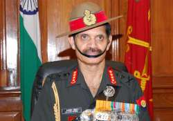 Army Chief Dalbir Singh Suhag - India TV