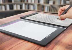 Lenovo launches world's thinnest, 2-in-1 Yoga Book in