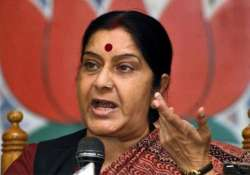 'Would have suspended you': Sushma Swaraj fumes over