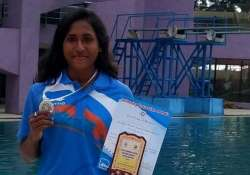 23-year-old national level swimmer Tanika Dhara committed- India Tv