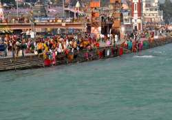A view of holy river of Ganga