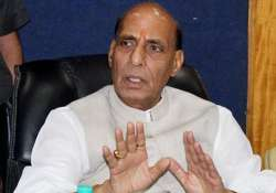 Rajnath Singh- India Tv