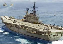 Retiring today, INS Viraat's 57-year voyage comes to end