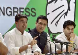 Leaders won't be cowed by BJP's politics of revenge, says- India Tv