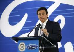 Ford is replacing its CEO amid questions about its current