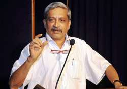 Congress to field candidate against CM Manohar Parrikar in- India Tv