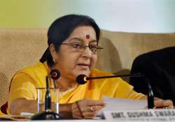India well equipped to defend itself against China: Sushma- India Tv