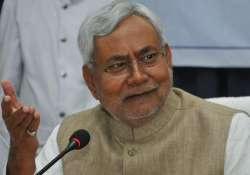 Nitish Kumar has so far maintained silence on the charges