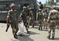 Doctors in BSF and CRPF will now retire at 65 years