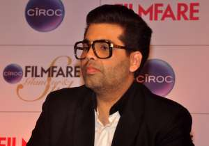 Here's what Karan Johar said after green-signal for- India Tv