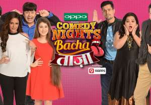 Comedy Nights Bacchao- India Tv