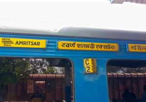 A Ludhiana farmer became an owner of 'Swarna Shatabdi'- India Tv