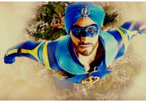 'A Flying Jatt' movie review: Tiger Shroff's superhero drama fails to fly high