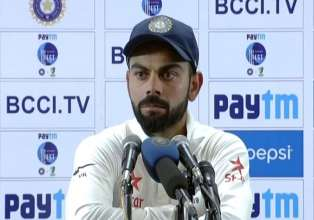 Australian cricketers are no longer friends, says Virat- India Tv