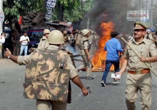 Saharanpur violence: One injured in fresh clashes, security- India Tv