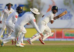 India vs Sri Lanka, 1st Test, Day 3- India Tv