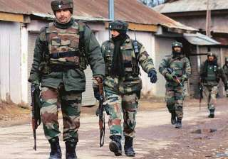 Indian Army in J&K - India TV