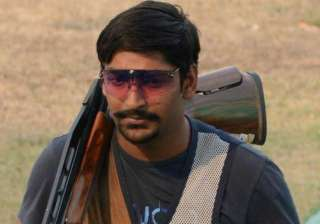 Ankur Mittal bags gold medal at ISSF Shotgun...