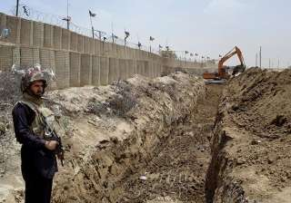 Pakistan starts border fencing with Afghanistan:...