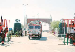 Government, Cross Border, Truck, LoC - India TV