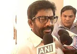 Sena MP Ravindra Gaikwad - India TV