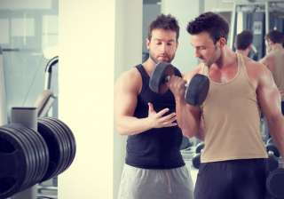 Good news for men who love to go to gym! - India...